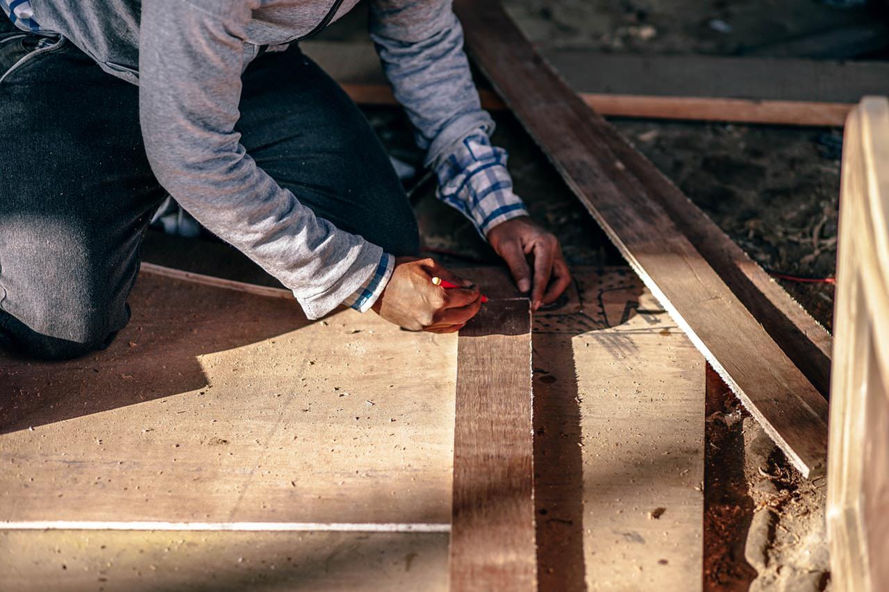 Holzarbeiten - Bauhelfer in Bad Hersfeld